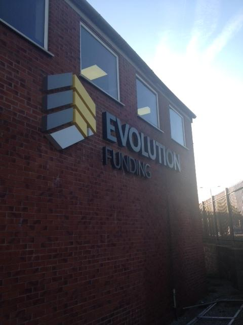Evolution Funding Sign Letters