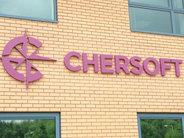 Chersoft Stainless Steel Letters