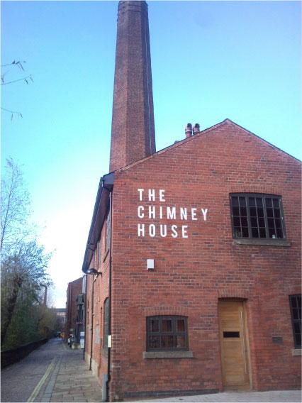 The Chimney House - Business Signage Sheffield
