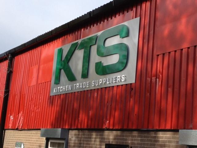 KTS - Factory Signage Sheffield