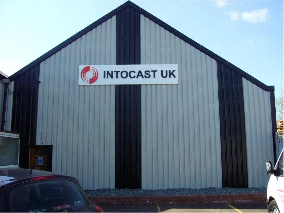 Intocast UK - Industrial Signs Sheffield