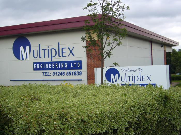 Multiplex Signs - Signs Chesterfield