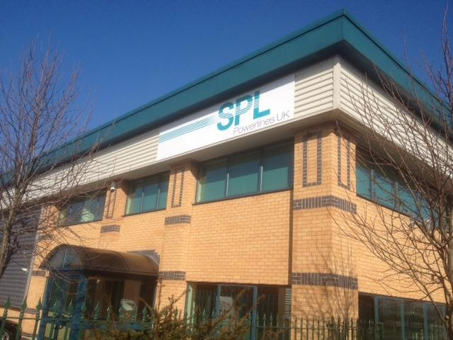 SPL Corporate Signage Sheffield
