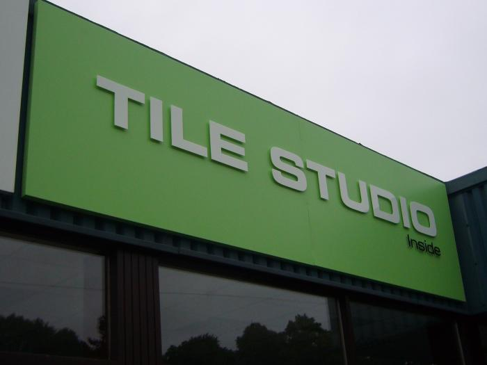 Tile Studio - Signs Nottingham