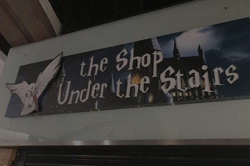 The Shop Under the Stairs, Meadowhall, Sheffield
