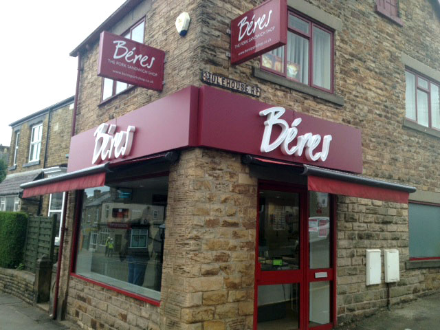 Beres business signs Sheffield