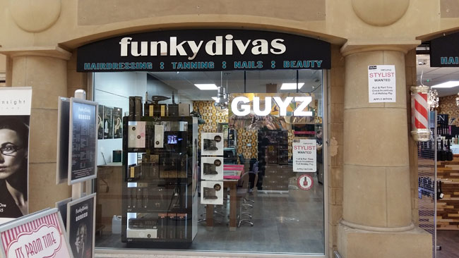 Shop Signs Sheffield | Retail + Commercial Business Signage