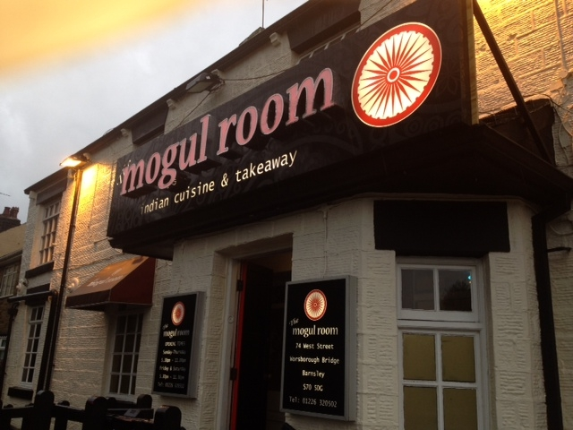 Mogul Room LED Sign