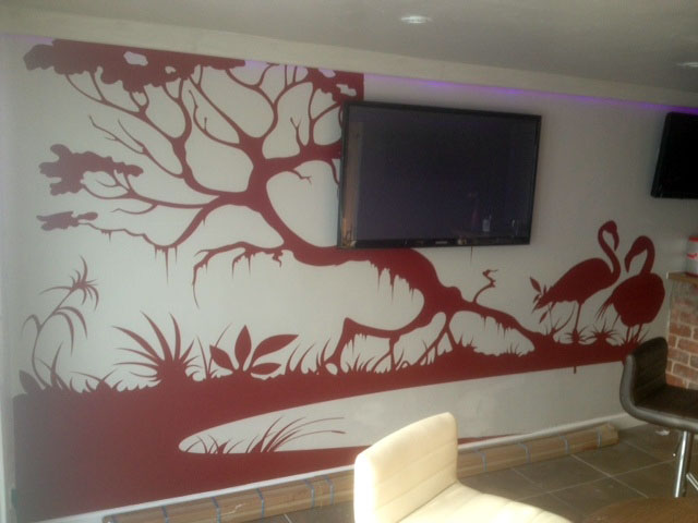Wall Art - Wall Graphics
