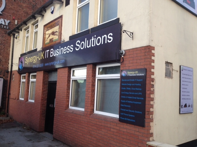 Synergy UK Business Signs