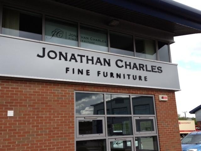 Fine Furniture, Fine Signs!