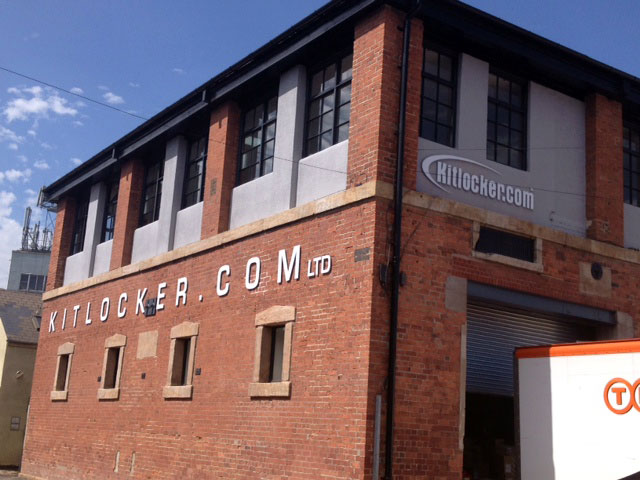 Lifted to New Heights with Kitlocker Shop Signage