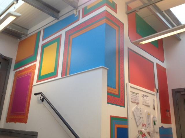Leeds College of Art wide format digital printing
