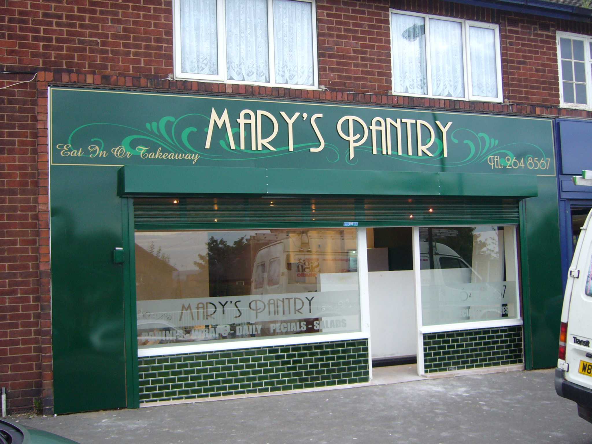 How to Reflect Your Brand with Retail and Commercial Shop Signs Sheffield