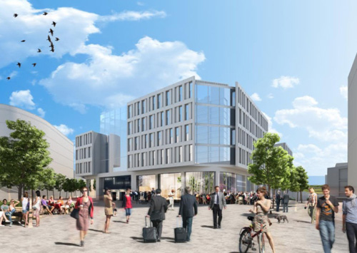 Completion Date Revealed for Sheffield City Centre Transformation