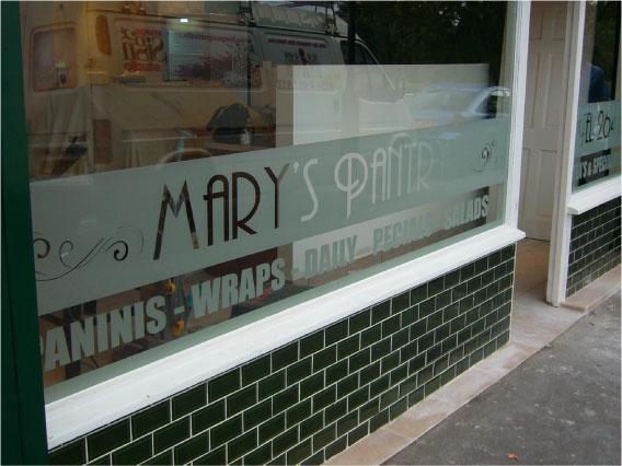 Compliment Your Signage Sheffield with Custom Window Graphics