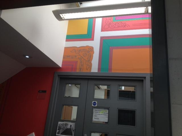 Leeds College of Art digital printing